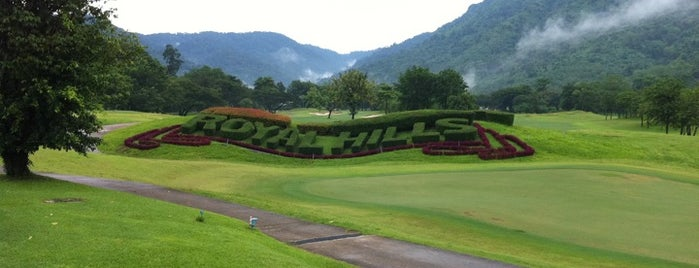 Royal Hills Golf Resort & Spa is one of Hotel.