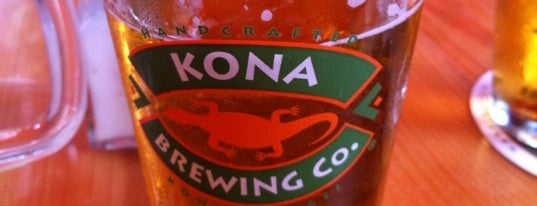 Kona Brewing Co. & Brewpub is one of Enjoy the Big Island like a local.
