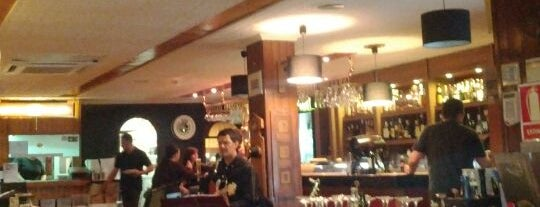 El club de la cerveza is one of los mejores sitios para comer en Alicante.