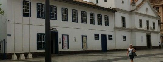 Pateo do Collegio is one of Liberdade e Centro.