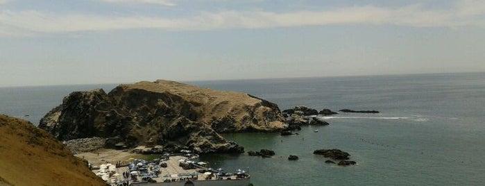 Playa San Bartolo is one of Lima, Ciudad de los Reyes.
