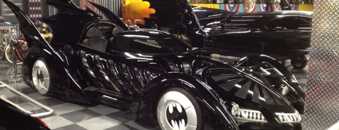 Tallahassee Antique Car Museum is one of Fun Activities in Tallahassee.