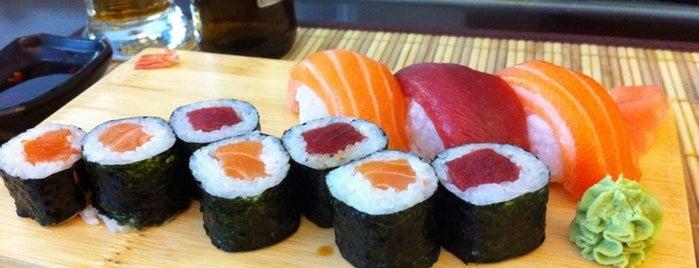 Sakura Sushi & Sashimi is one of My Personal Shortlist of Restaurants.