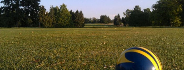 University of Michigan Golf Course is one of Ann Arbor bucket list.