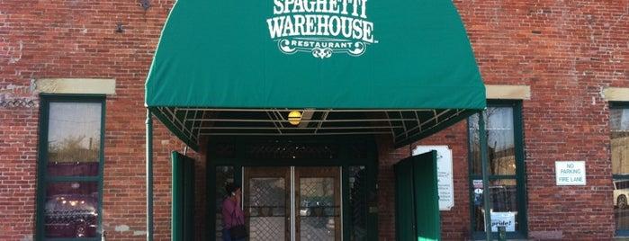 Spaghetti Warehouse is one of The Buckeye Bucket List.