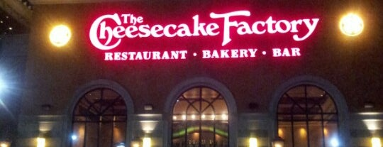 The Cheesecake Factory is one of Top 10 favorites places in Edison, New Jersey.