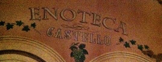Enoteca Castello is one of Walt Disney World - Epcot.