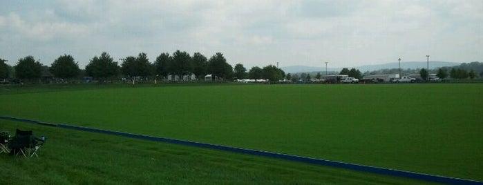 Great Meadow is one of Virginia.
