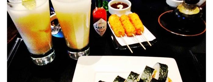Sushi Roll is one of Restaurantes de San luis.