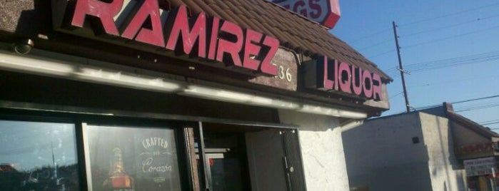 Ramirez Liquor & Kegs Delivery is one of Craft Beer in LA.