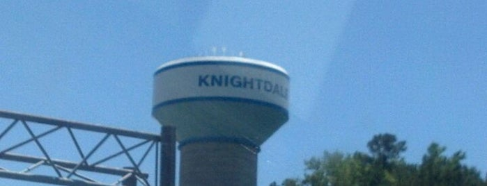 Knightdale, NC is one of North Carolina.