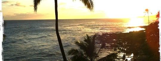 Poipu Beach is one of Hawaii.