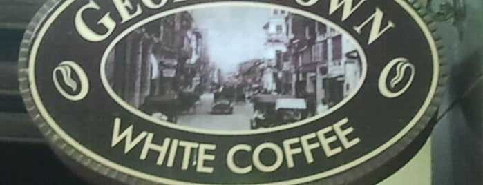 Georgetown White Coffee is one of restaurant.