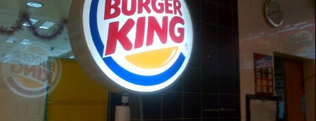 Burger King is one of NFS Lepaking Tour.