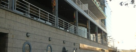 Restaurante Barceloneta is one of Holger's favorite spots in Barcelona.
