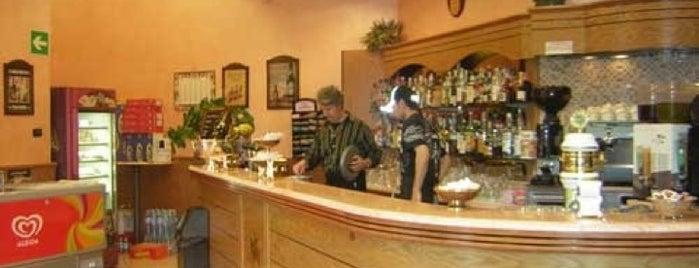 Bar Barbarossa is one of L'Aquila.