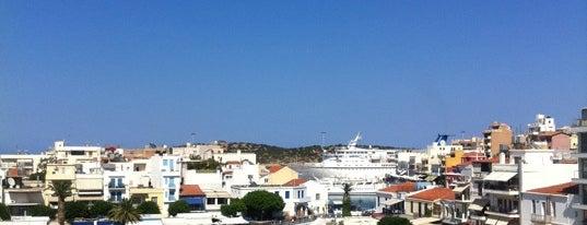 Agios Nikolaos is one of Ελλαδα.