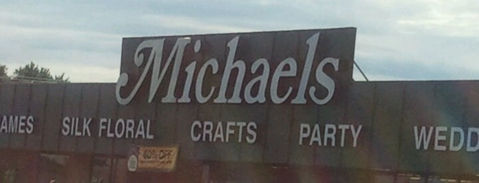 Michaels is one of Lacrosse.