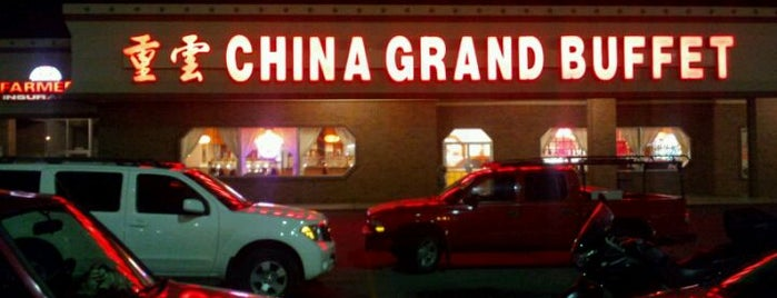 China Grand Buffet is one of Boise.