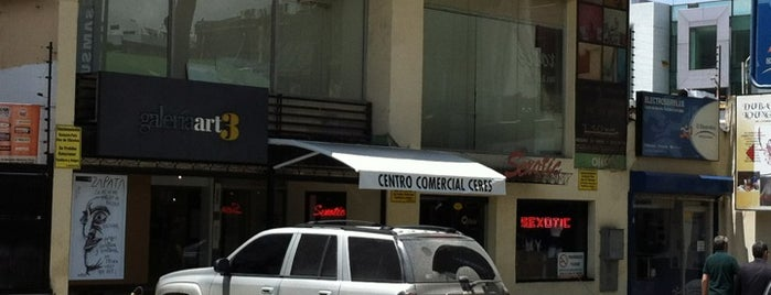 Centro Comercial Ceres is one of Centros Comerciales.