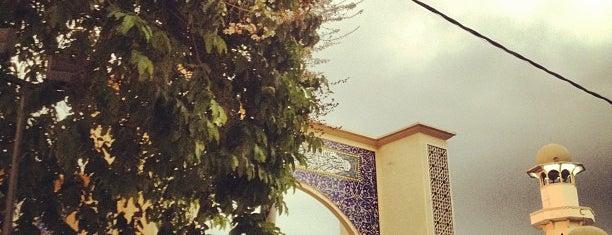 Masjid Jamek Kg Baru (مسجد جامع) is one of Baitullah : Masjid & Surau.