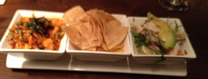 Zengo New York is one of NYC Restaurant Week Uptown.