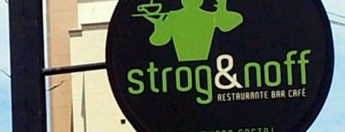 Strog&Noff is one of ToDo - Campinas.