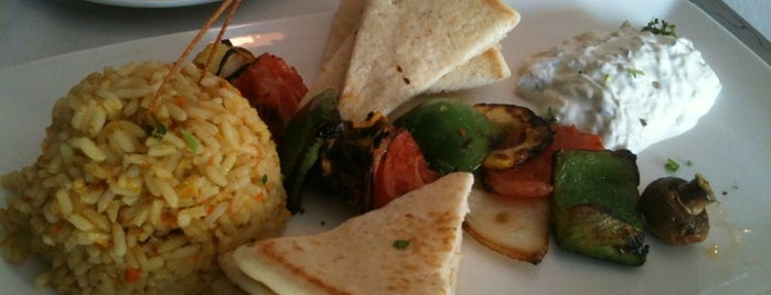 Aegean Mediterranean Grille is one of Best restaurants in Knoxville, TN.
