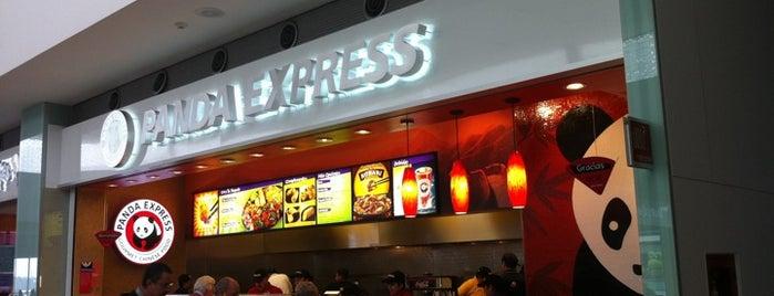 Panda Express is one of Guía de barrio, Ciudad de México.