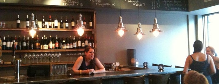 Kaia Wine Bar is one of Be a Local in the Upper East Side.
