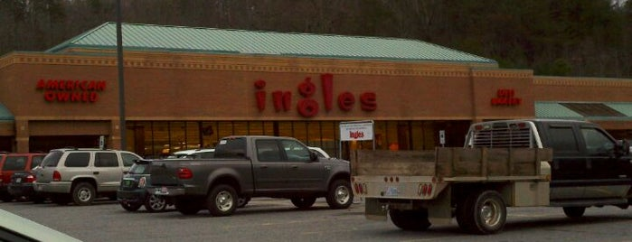 Ingles is one of Visited.
