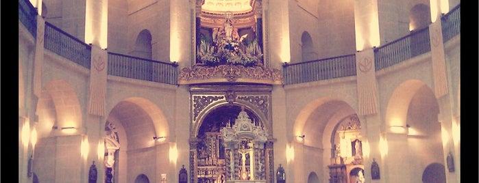 Concatedral de San Nicolás is one of Alicante #4sqCities.