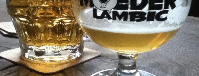 Moeder Lambic is one of Beer Map.