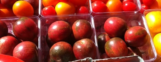YMCA Farmers Market is one of Must-visit Great Outdoors in Grand Rapids.