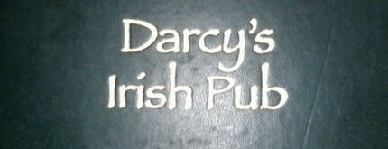 Darcy's Village Pub is one of Quincy- City of Presidents.