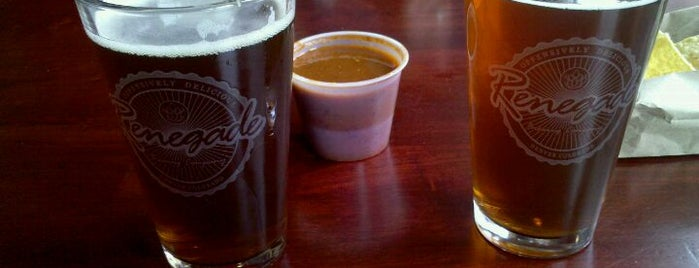 Renegade Brewing Co. is one of Colorado Beer Tour.