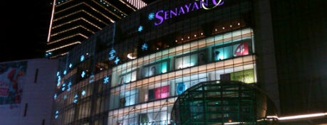 Senayan City is one of Great Jakarta.