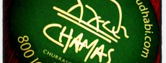 Chamas Churrascaria & Bar is one of abu dhabi $$$$.