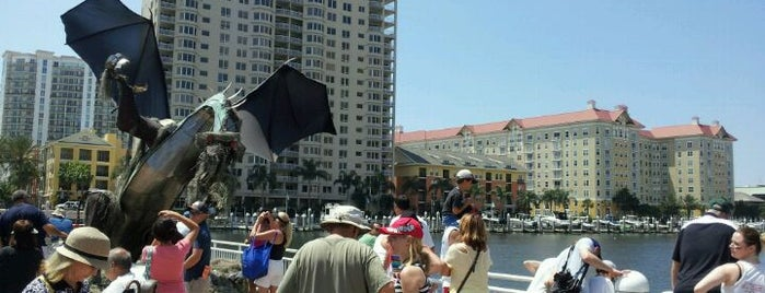 Channelside Bay Plaza is one of Things to do in Tampa Bay.