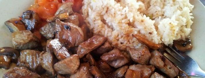 Little Tokyo is one of Must-visit Food in Albemarle.