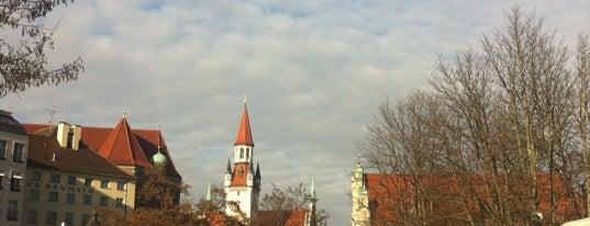 Viktualienmarkt is one of I Love Munich, munich#4sqCities.