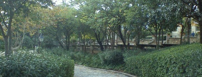 Parc Can Boixeres is one of Lugares LH.