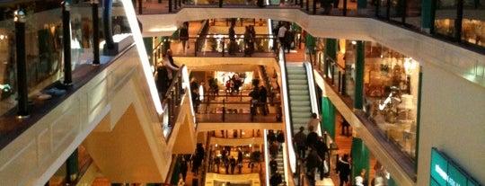 Galleria Riga is one of Baltā nakts 2011.