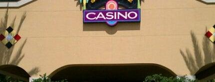 Seminole Casino is one of Miami.