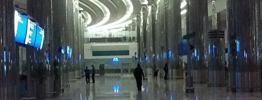 Dubai International Airport (DXB) is one of World Airports.