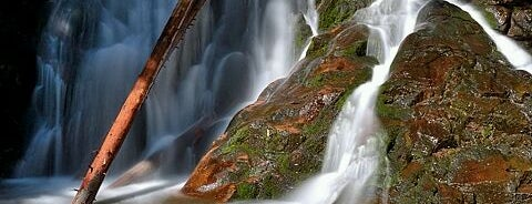 Водопадът на Орфей is one of Waterfalls.