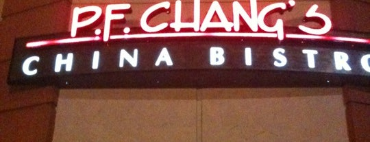 P.F. Chang's is one of Viajes.