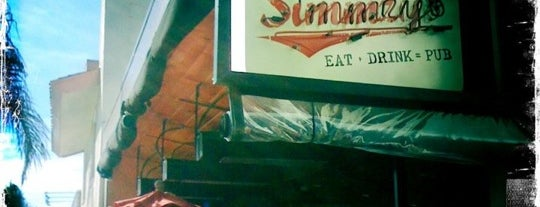Simmzy's is one of Beyond Eats!.