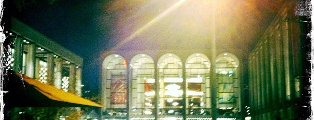 Lincoln Center for the Performing Arts is one of Gray Line New York's Uptown Loop.