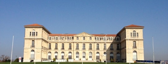 Palais du Pharo is one of MRS.